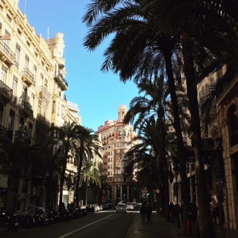 Central Valencia