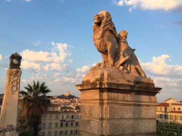 lion marseille train station