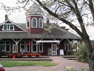 Sno train depot