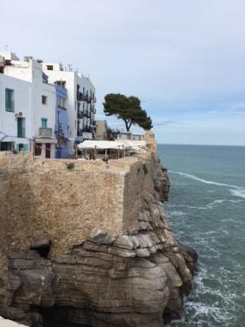 Cliffside dining