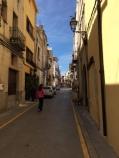 Sant Mateu street