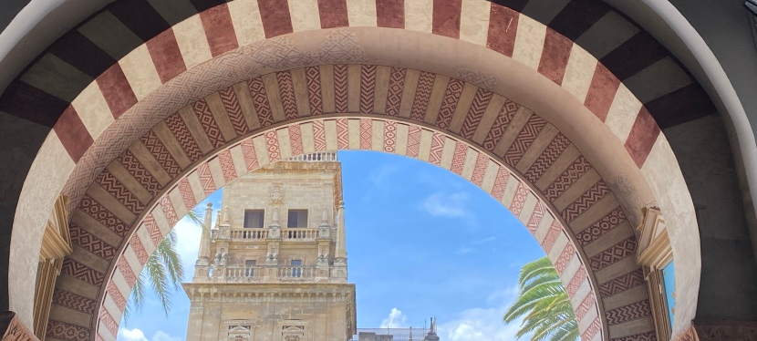 We Just Popped Down toCordoba
